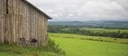 Berkshires, Vermont, New York State - bike touring