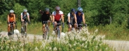 V�lo Mag Bicycle Touring Camp <br />  Trois-Rivi�res - bike touring