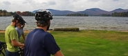 Montr�al-New York (Moderate version) - bike touring