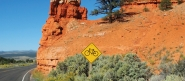 Utah-California - bike touring