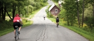 Jay Peak - bike touring