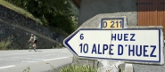 Travers�e des Alpes - circuits v�lo